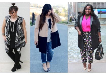 Как правильно выбрать женские брюки батал и с чем их носить