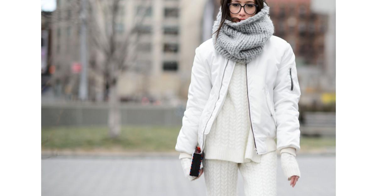 Как одеваться модно и тепло этой зимой